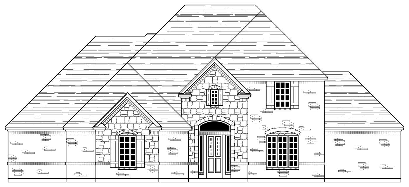 U3249l texas house plans over 700 proven home designs for Korel home designs