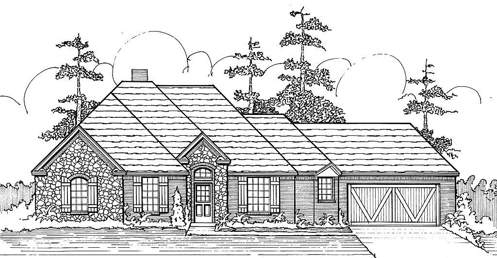 R1801r texas house plans over 700 proven home designs for Korel home designs online