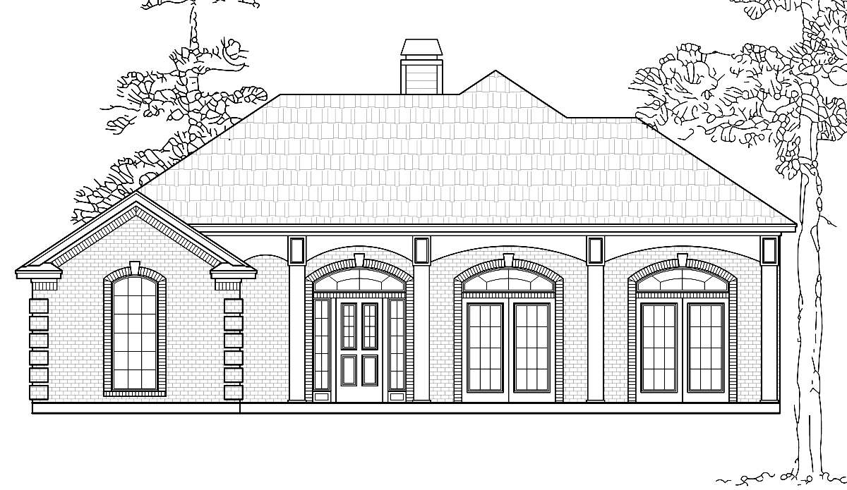 N2537r texas house plans over 700 proven home designs for Korel home designs