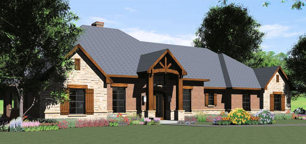 S3291r texas house plans over 700 proven home designs for Korel home designs online