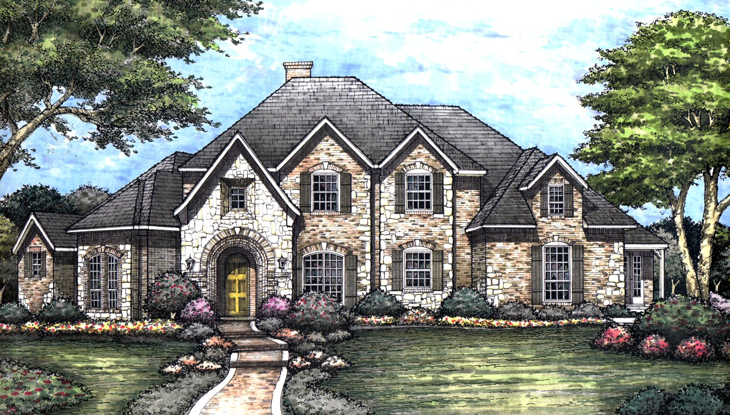 u3951r | texas house plans - over 700 proven home designs online