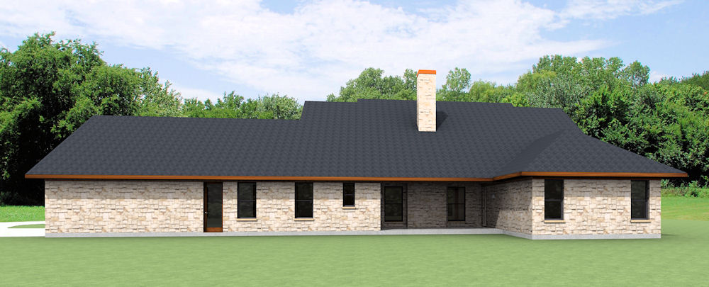 S2695r texas house plans over 700 proven home designs for Korel home designs online