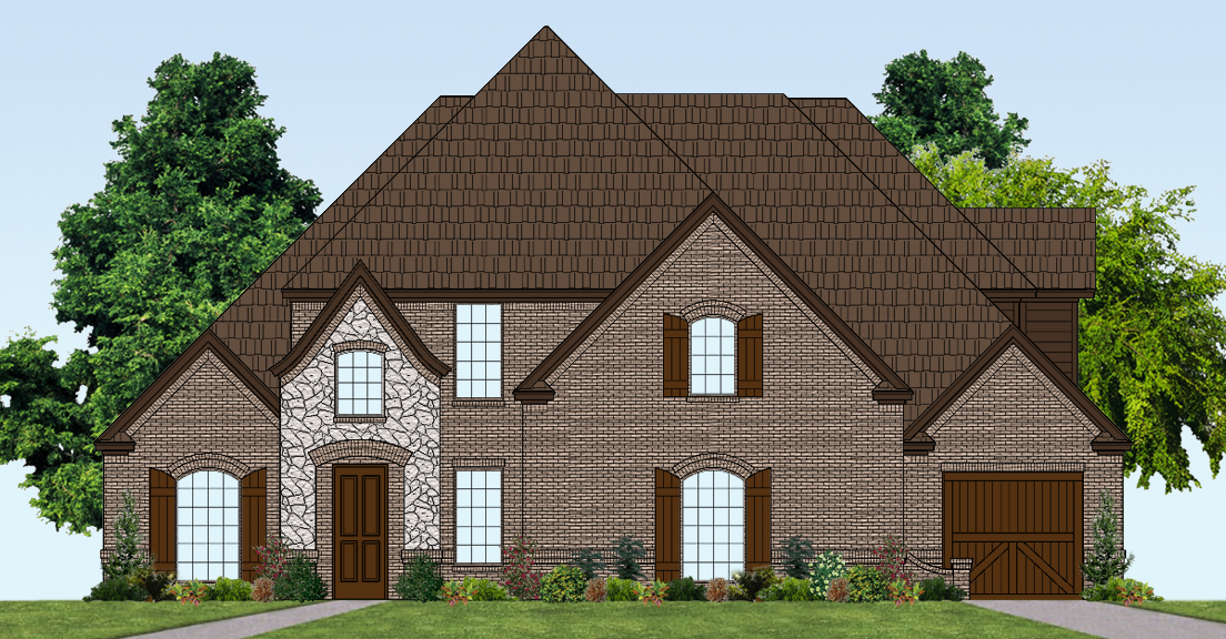 U3533r texas house plans over 700 proven home designs for Korel home designs