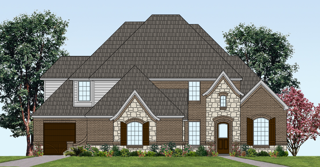 U3107l texas house plans over 700 proven home designs for Korel home designs