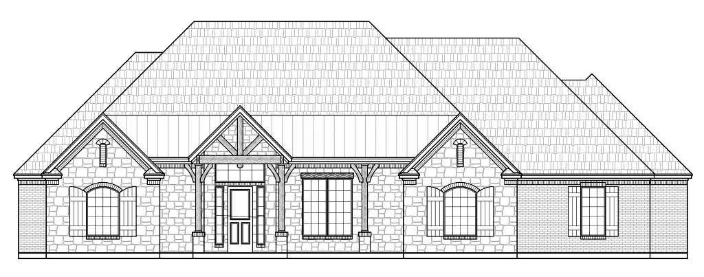 S3330R   Texas House Plans - Over 700 Proven Home Designs Online ...