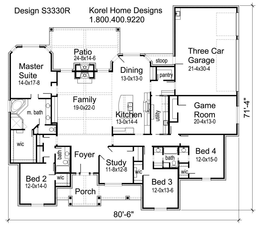 Beautiful korel home designs gallery interior design for House plans by korel home designs