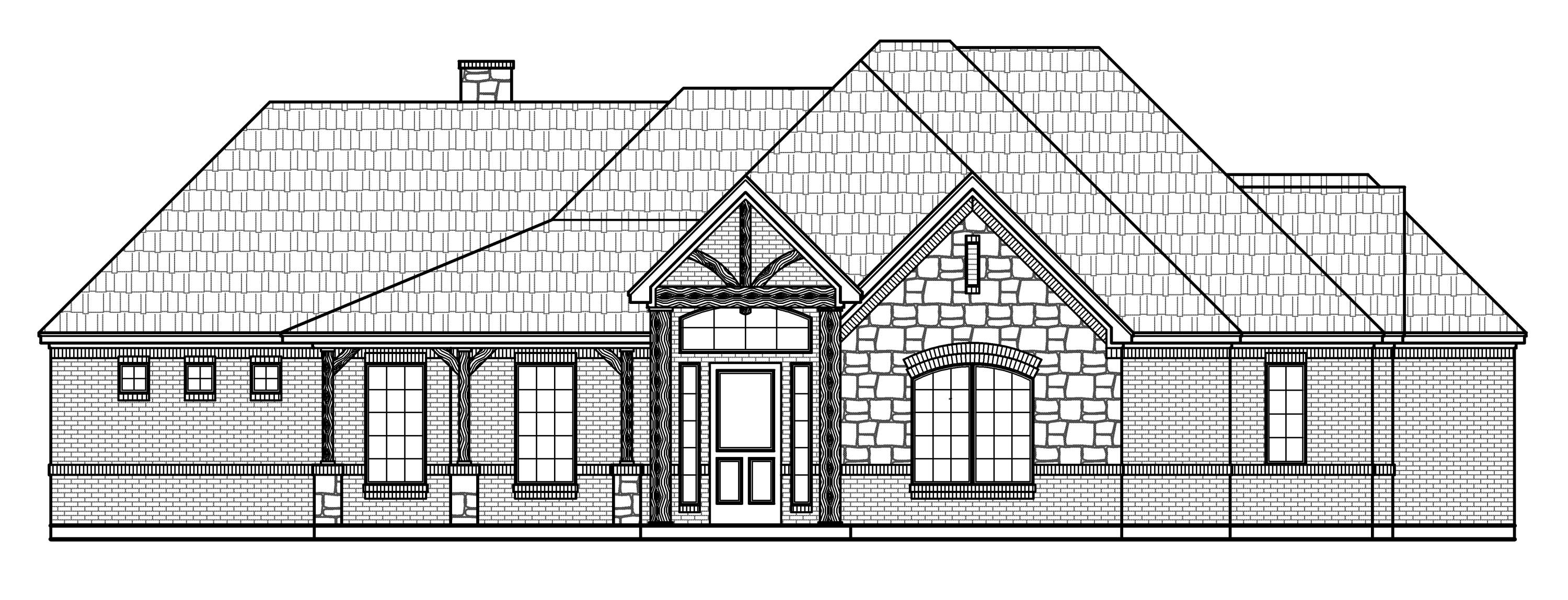 s2149r | texas house plans - over 700 proven home designs online