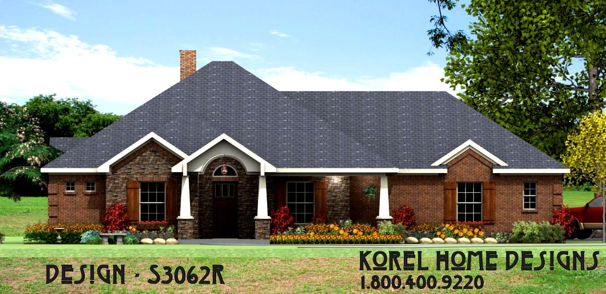 Texas house plans over 700 proven home designs korel for Korel home designs online