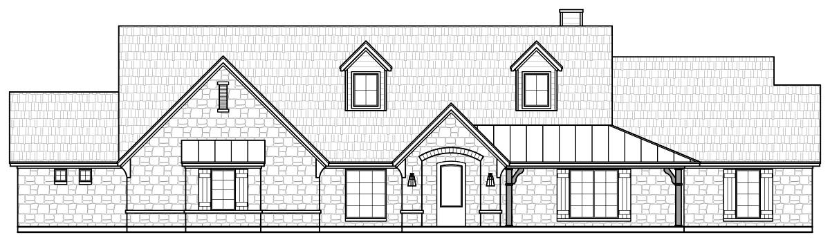 S3112L | Texas House Plans - Over 700 Proven Home Designs Online by