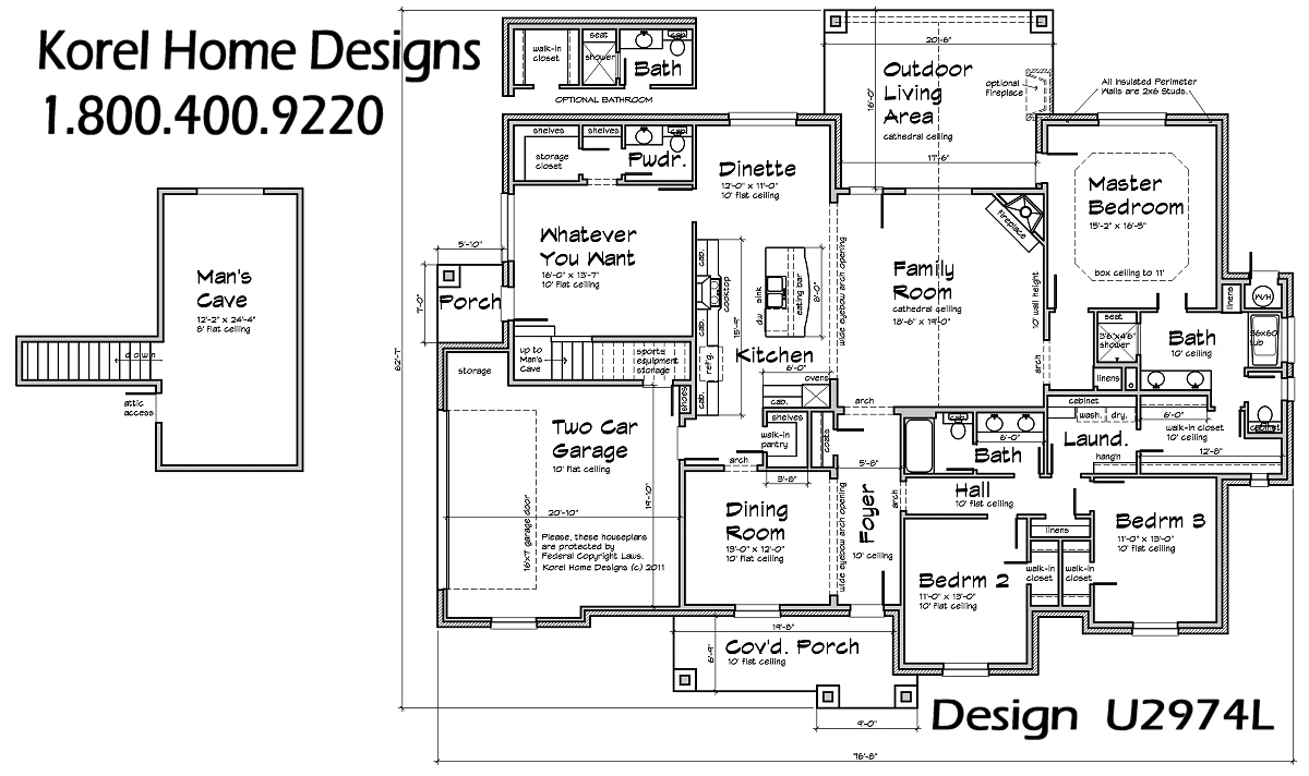 Texas House Plans Numberedtype