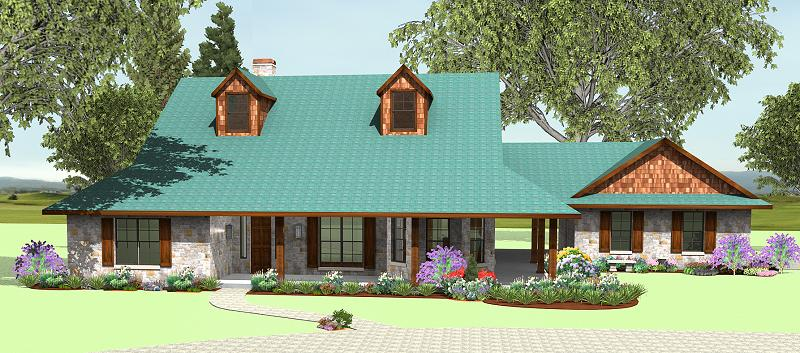 S2635B-F1 Ranch Style Home Plans With Breezeway on florida house plans with breezeway, ranch homes with detached garages, colonial house plans with breezeway, french country home plans with breezeway, duplex home plans with breezeway, country house plans with breezeway, duplex house plans with breezeway, small home plans with breezeway, garage plans with breezeway, cape cod house plans with breezeway,